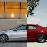 Mua xe ô tô Chrysler 300S thay cho Mercedes-Benz E400