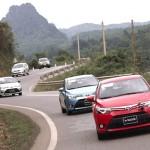 Toyota lại áp đảo top xe đắt khách 6 tháng tại Việt Nam