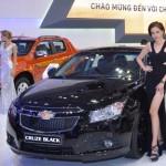 Chevrolet Cruze phiên bản giới hạn giá 682 triệu đồng
